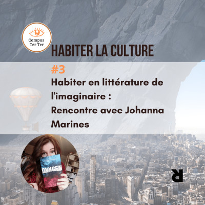 CAMPUS TER TER #3 - Habiter en littérature de l'imaginaire cover