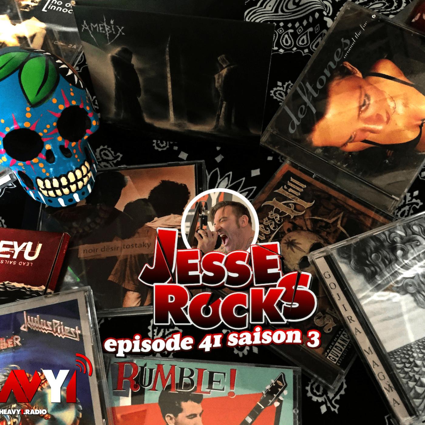 Jesse Rocks #41 Saison 3