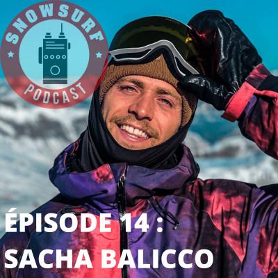 #14 - Sacha balicco, une saison sous le signe du COVID cover