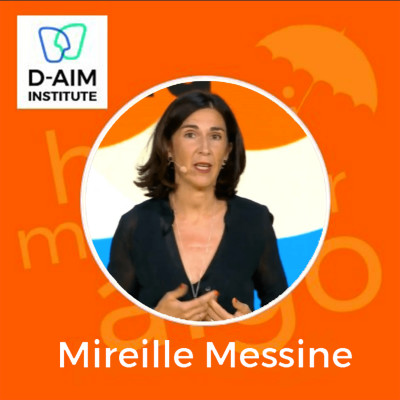 #12 Mireille Messine - CEO de Splio cover