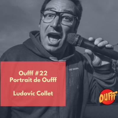 Oufff #22 - Portrait de Oufff - Ludovic Collet cover