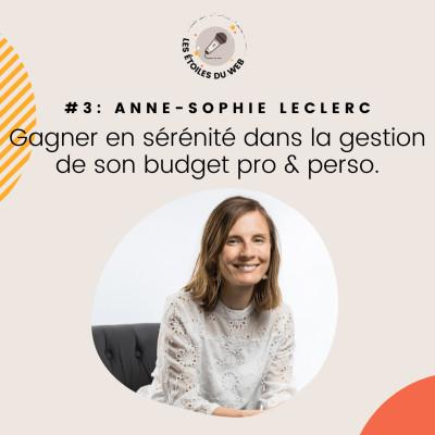 3. Gagner en sérénité dans la gestion de son budget pro & perso avec Anne-Sophie Leclerc cover