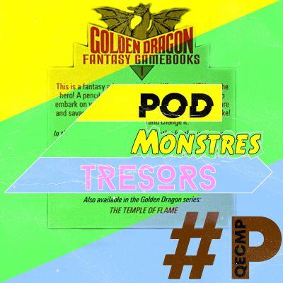 PQECMP - Pod Monstres Trésors cover