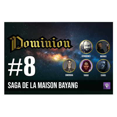 [FR] #JDR - Dominion 🎇 Episode #8 cover