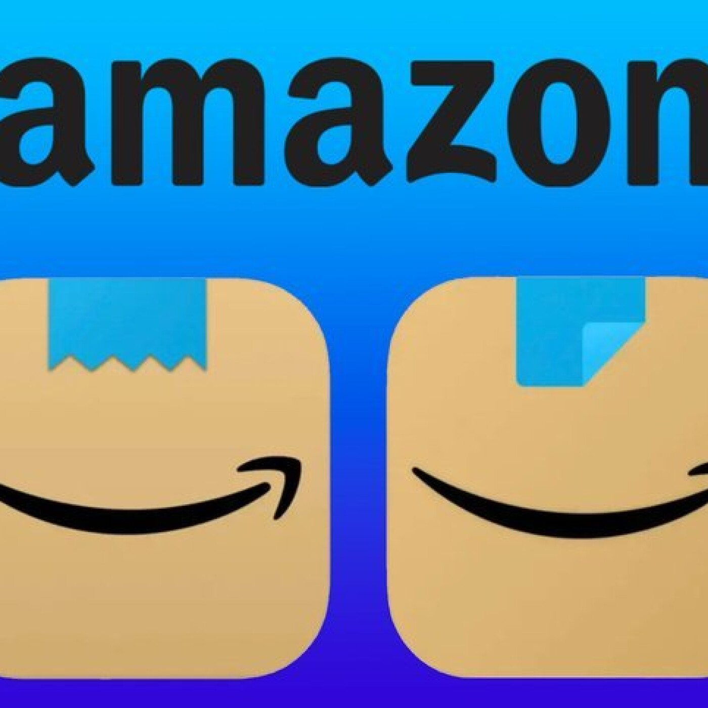 Gauthier et son Humeur du jour concernant le logo Amazon - 16 03 2021 - StereoChic Radio