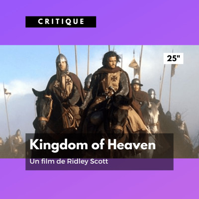 Seconde Chance - Kingdom of Heaven cover