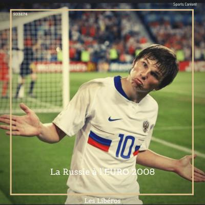 La Russie à l'EURO 2008 cover