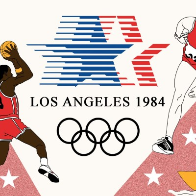 Jeux Olympiques 1984 - Los Angeles cover