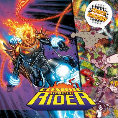 image ComicsDiscovery S03E31 : Cosmic Ghost Rider