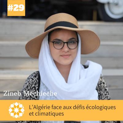 E#29 L'Algérie face aux défis écologiques et climatiques, avec Zineb Mechieche cover