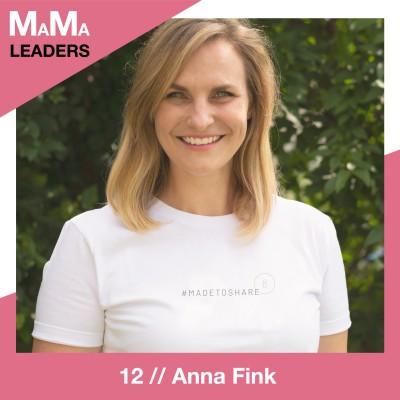 12. Anna Fink über Vorurteile, Druck und die Gründung eines Social Startups cover