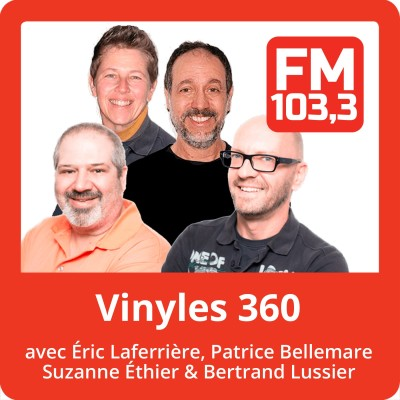 Image of the show Vinyles 360