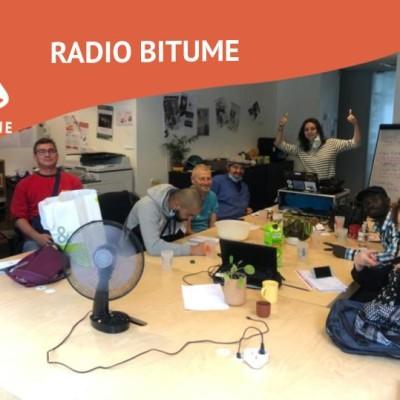 Radio Bitume - Paris - Emission n°33 - Enregistrée le 3 août 2021 cover