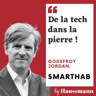 #4 Godefroy Jordan, Smarthab - De la tech dans la pierre cover
