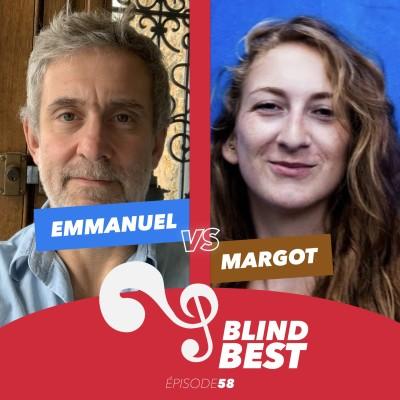 [n°58] Emmanuel vs. Margot : musiciens, intros et férus de musique cover