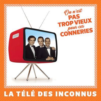 image La Télé des Inconnus (1990)