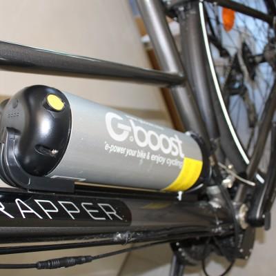 Gboost le kit qui transforme votre vélo en électrique