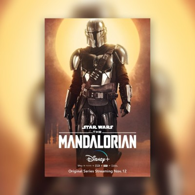 #46 The Mandalorian - Wilhem Horn cover
