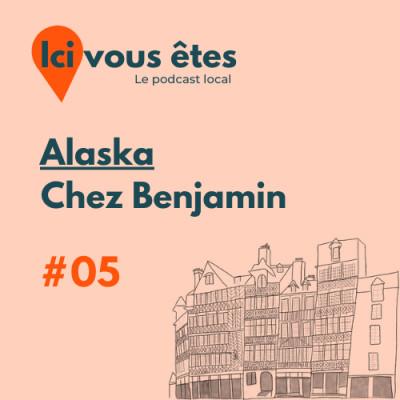 Alaska (brocante et snack), chez Benjamin cover