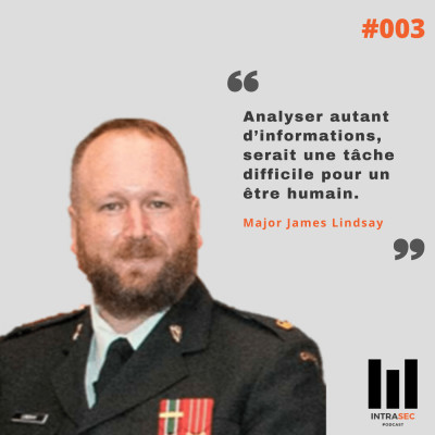 #003 - Major James Lindsay - Conférence Forensik 2019 cover