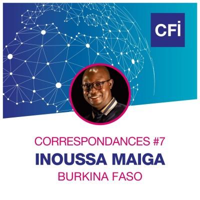 Correspondances #7 - Inoussa Maiga, un regard novateur sur le monde agricole burkinabé cover