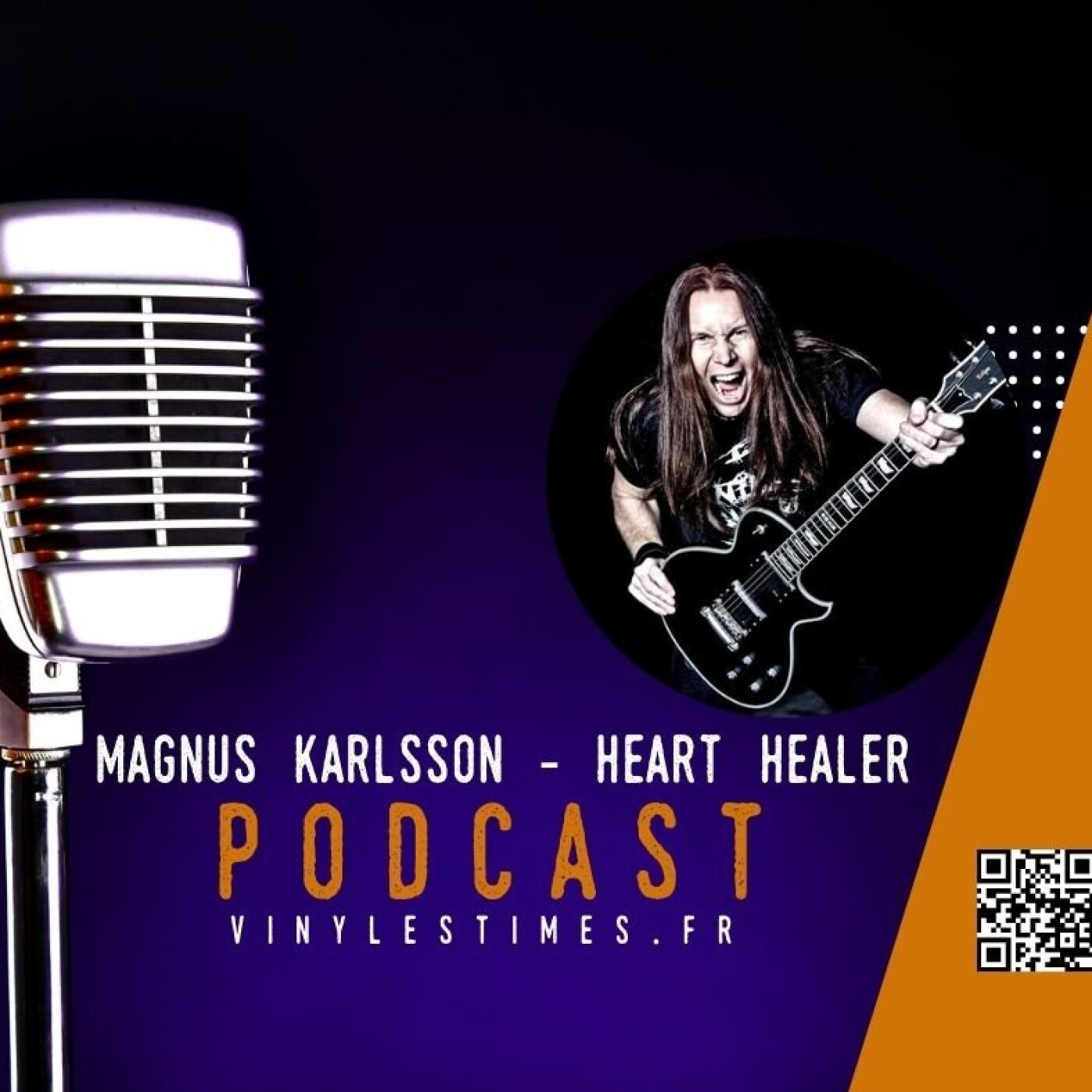 Last Ride - Le Doc Reçoit Magnus Karlsson - Heart Healer - 05042021