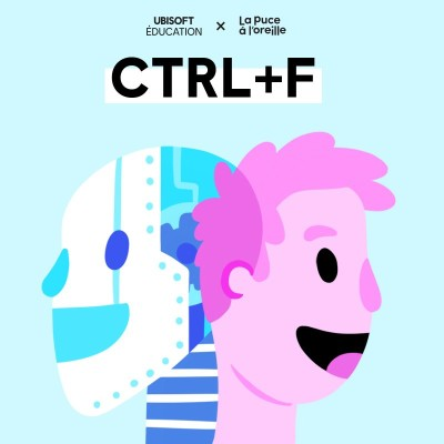CTRL+F - Ep. 1. L'intelligence artificielle cover