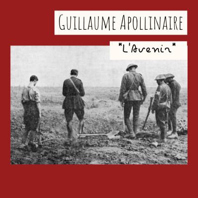 4 - « L'Avenir », Guillaume Apollinaire cover