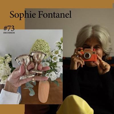 #73 Sophie Fontanel nous parle chine, vintage et déco cover