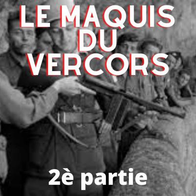 Le maquis du Vercors - Episode 2 cover