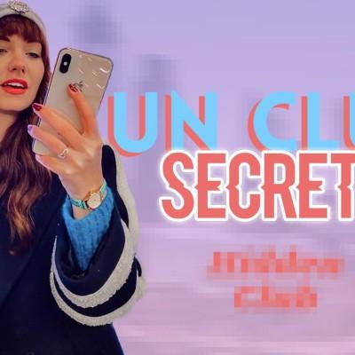 image Un club privé et exclusif ? Welcome to the HIDDEN CLUB