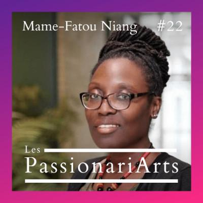 #22 Mame-Fatou Niang, maîtresse de conférence et documentariste - Regards d'une Marianne noire cover