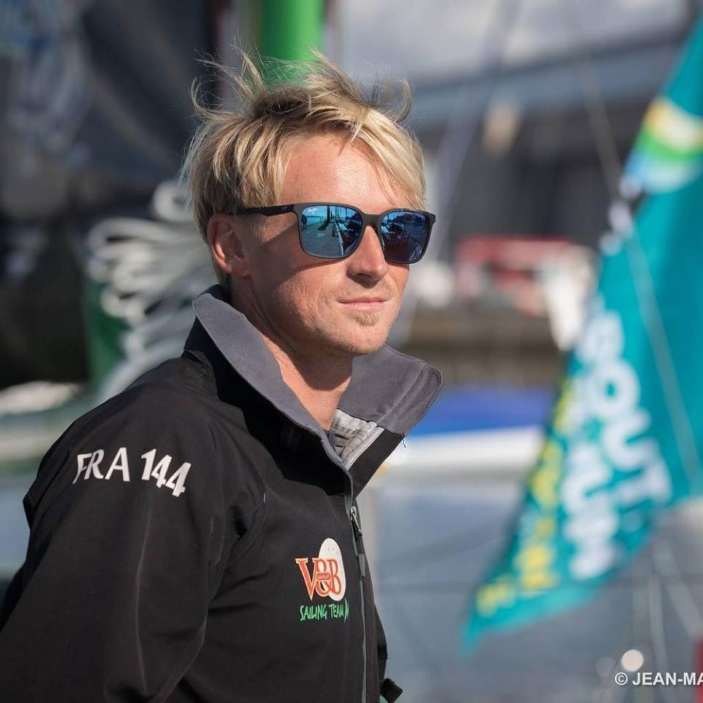 Maxime Sorel : Cap sur le Vendée Globe 2020