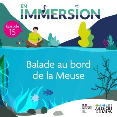 Balade au bord de la Meuse cover
