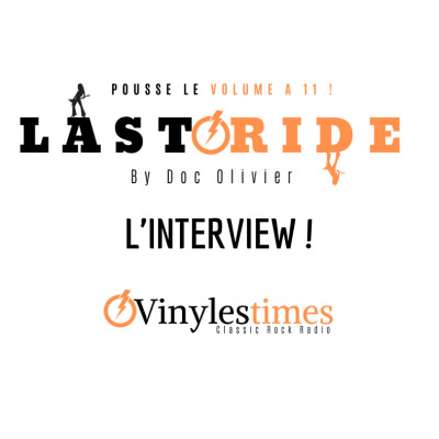 Last Ride - Interview avec Aurelie Vandenborn Directrice du Forum de Vauréal - 12 09 2020 cover