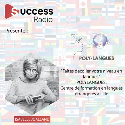 Isabelle Joalland - Centre de Formation Poly-Langues cover