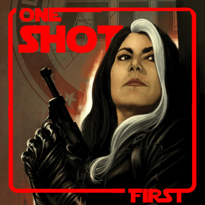 One Shots First #14 L'espionnage cover