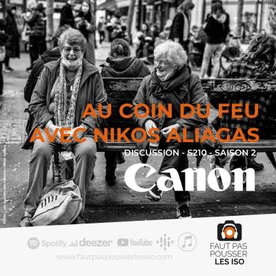 GRAND DÉBAT - S210 - Au coin du feu avec Nikos Aliagas cover