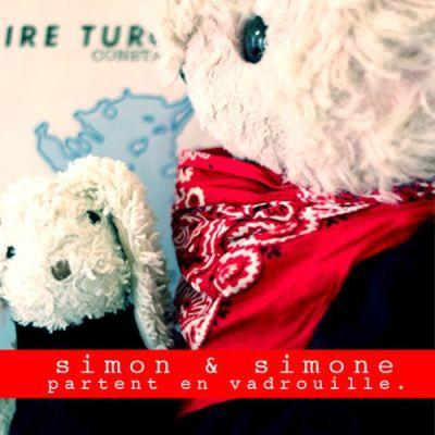 Misstep #5 - Simon et Simone Partent en vadrouille cover