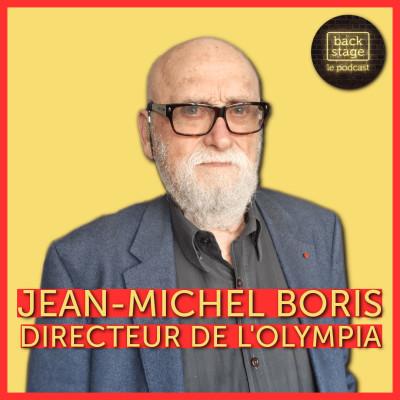 #7 Jean-Michel Boris, ancien directeur de l'Olympia cover