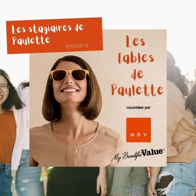 Episode 10 - les stagiaires de Paulette cover
