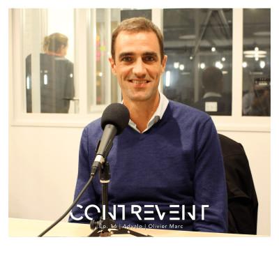 """#16 Advalo - Olivier Marc - """"Ne créez pas des produits, créez des entreprises rentables"""" - Rennes cover"""