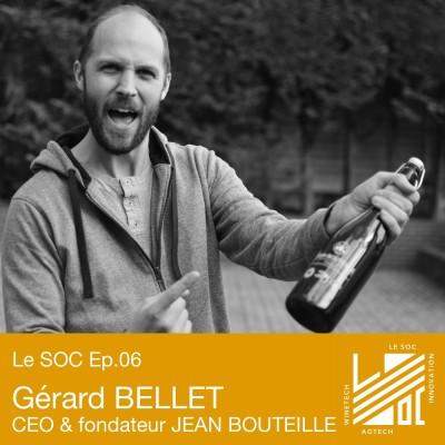 #06 - Gérard BELLET - La consigne, le retour vers le futur ? cover