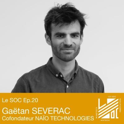 #20 -Gaëtan SEVERAC- Robotique autonome et enjeux agricoles - Part 2/2 cover