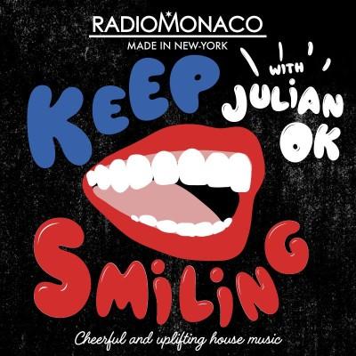 Julian OK - Keep Smiling (26-10-21 cover