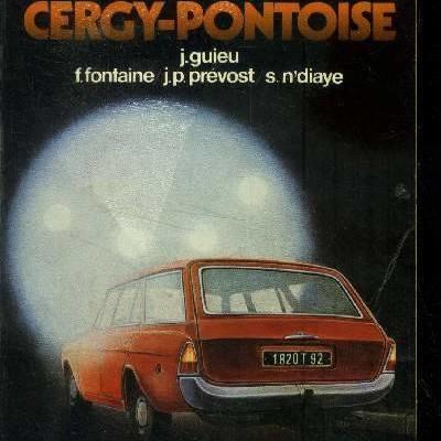 Episode 8 - L'abduction de Cergy cover