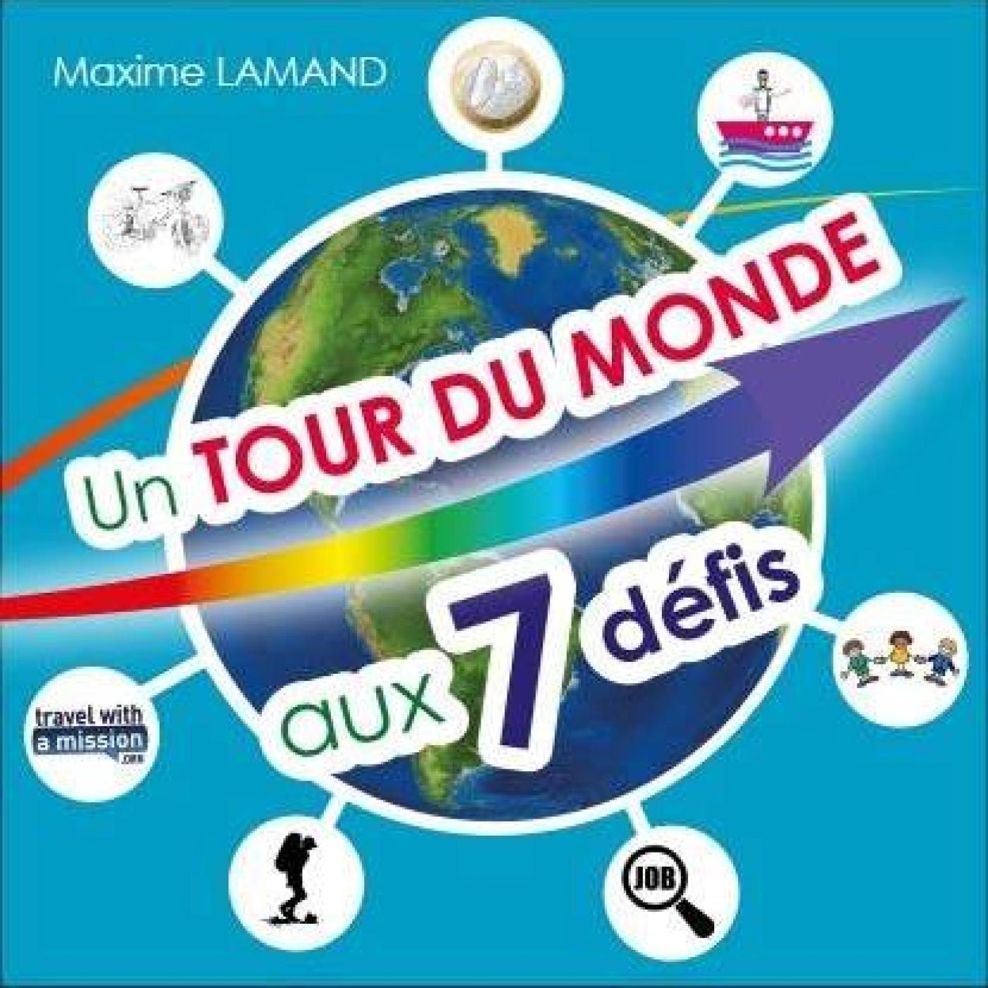 "0106 - Globe Trotter : Maxime, Episode ""+"""