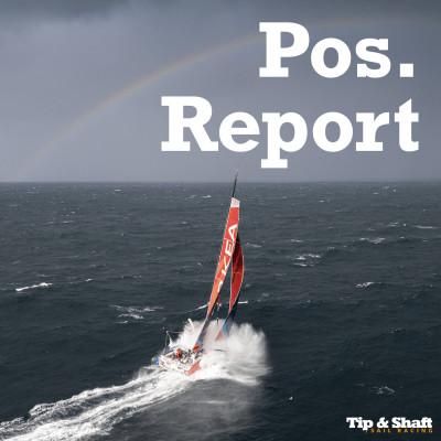Pos. Report #1 avec Michel Desjoyeaux et Yoann Richomme cover