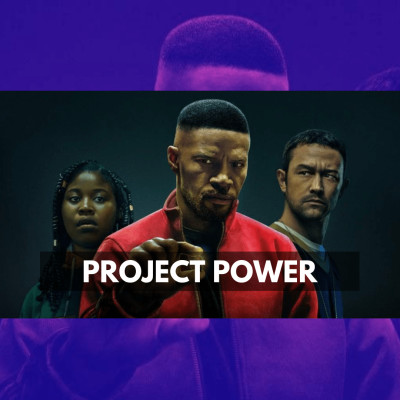Project Power cover