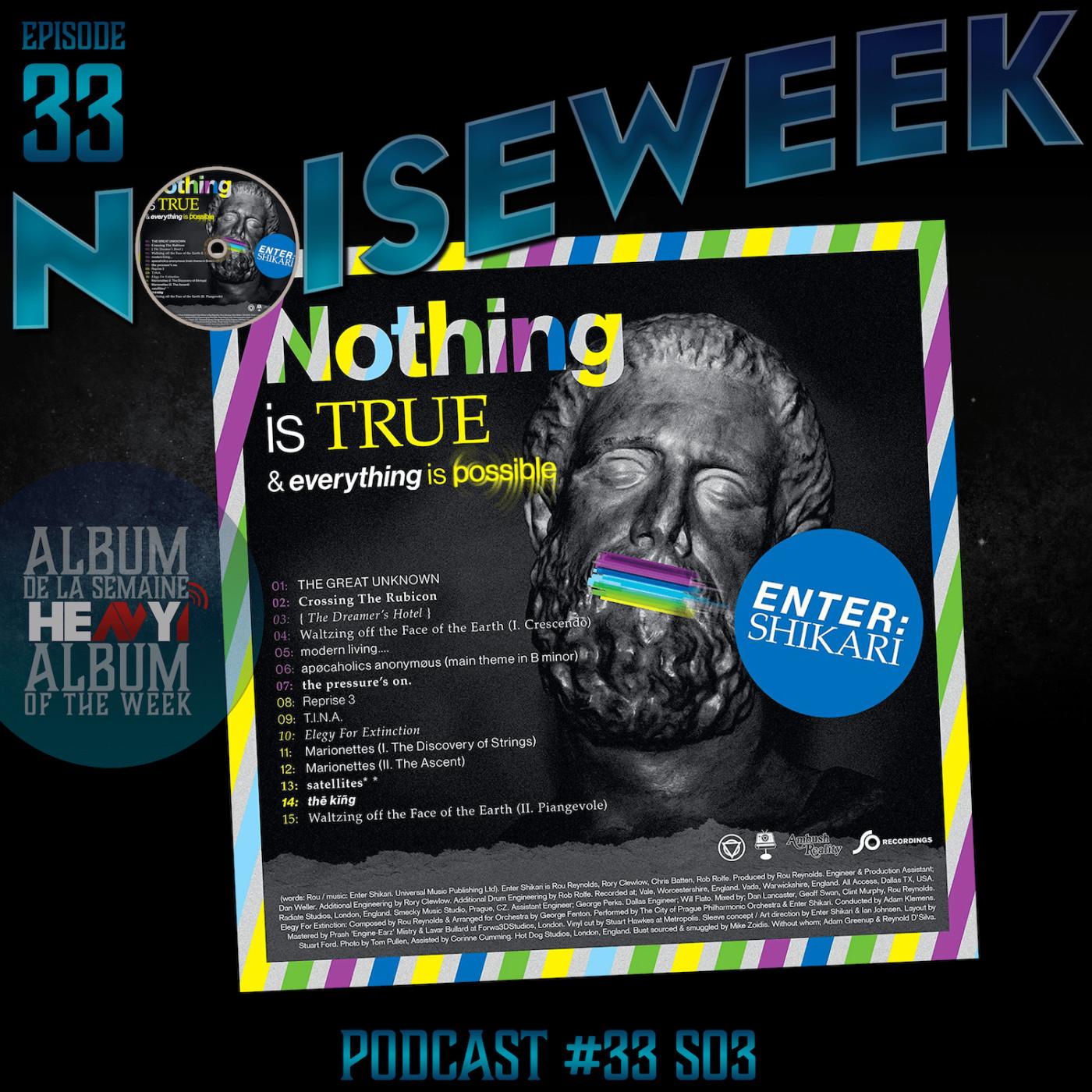 Noiseweek #33 Saison 3